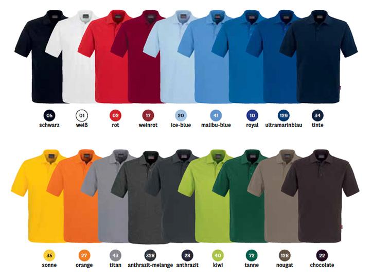 Farben für Polo 816
