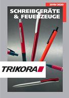 Katalog Schreibgeräte und Feuerzeuge